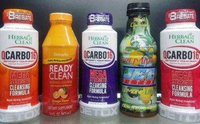 detox drinks vs detox pills