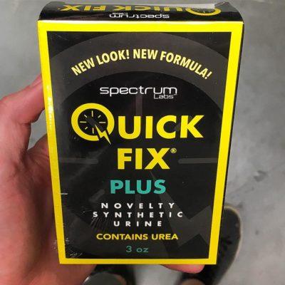 Quick Fix Amazon