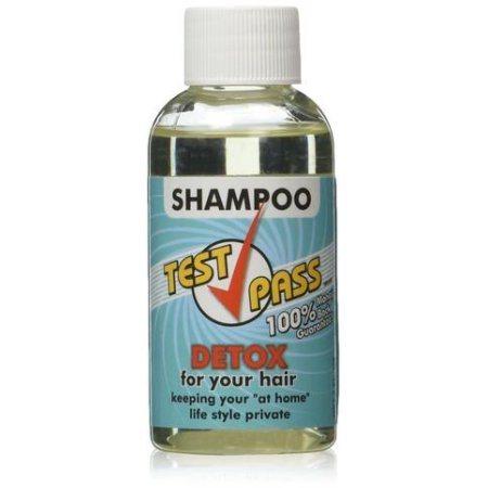 Test Pass Detox Shampoo Review 2018