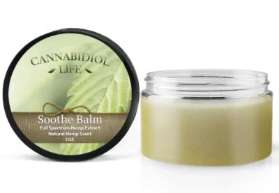 CBD cream for backpain