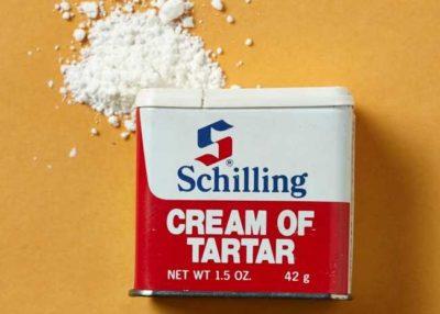 Cream Of Tartar Drug Test