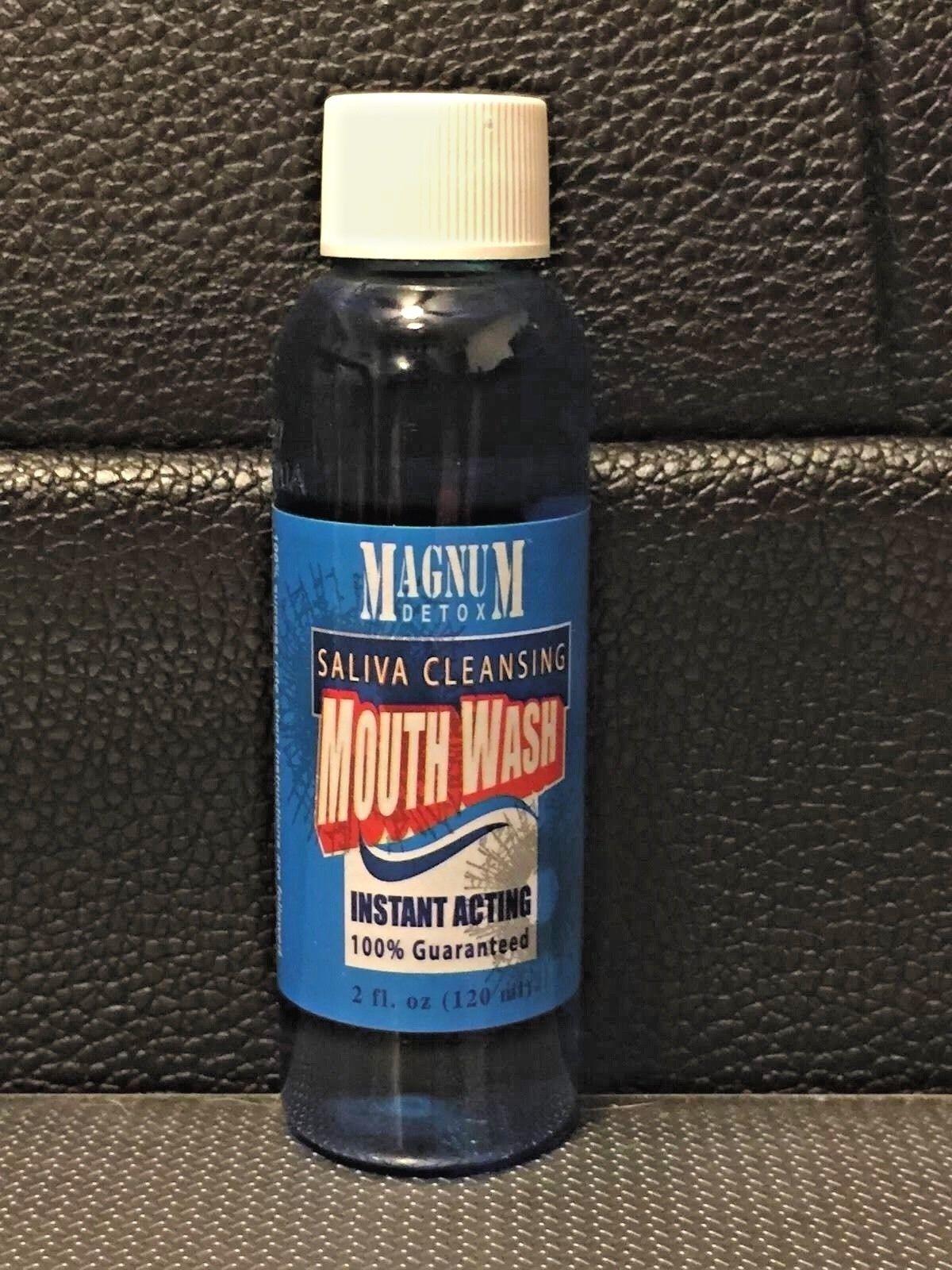 Does Magnum Detox Mouthwash Work?
