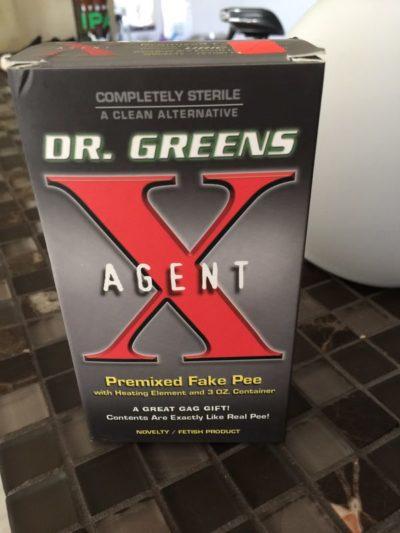 Dr greens Agent x fail