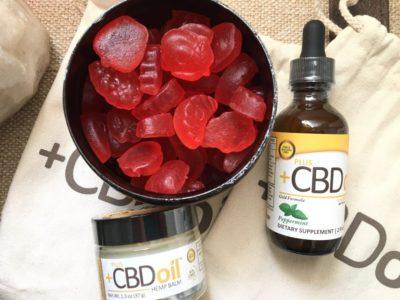Plus CBD oil gummies