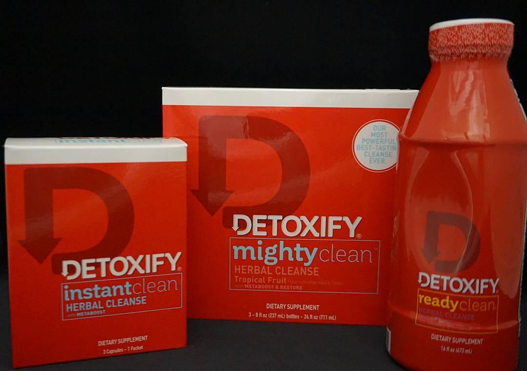 Detoxify Ready Clean Detox Review