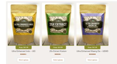 best kratom extracts