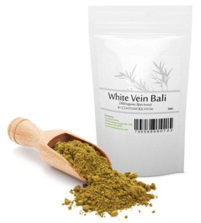 white vein kratom dosage