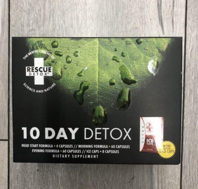 Rescue Detox reviews